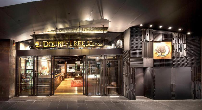 Double Tree Hilton Melbourne