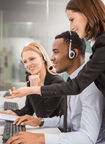 contact centre Team Leader training courses
