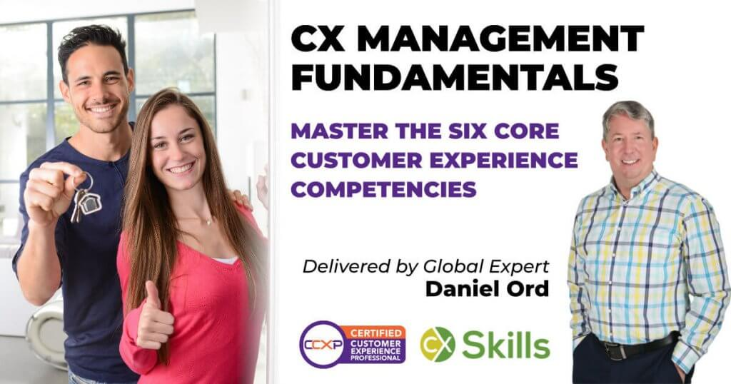 Customer Experience Management Fundamentals Training in Melbourne May 2019