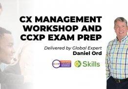 CX Management Workshop & CCXP Exam Preparation