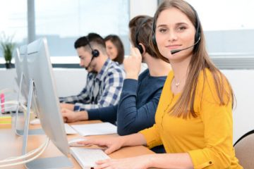Contact centre training courses