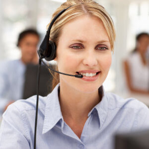 Call centre agent professional sales training in February 2021