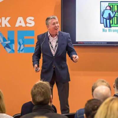 Global Customer Experience training expert Daniel Ord