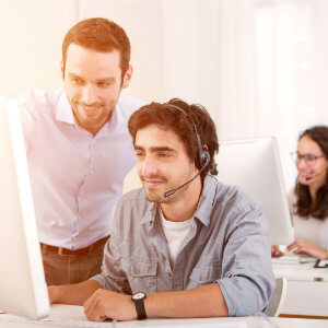 How to monitor and coach contact centre agents course