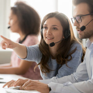 Introduction to contact centre management