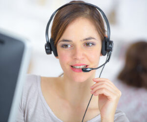 contact centre training for frontline staff
