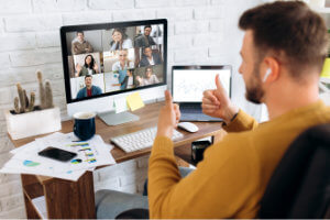 February 2021 Online Customer Service Professional training course