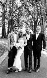 Ingrid wedding photo
