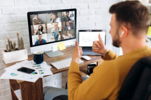 Online course to develop call centre team leaders March 2021