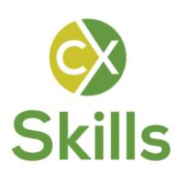 CX Skills training courses logo