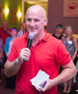 Employee Engagement Activities training course facilitator Mike Symonds