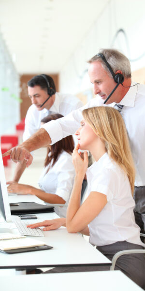 Customer Testimonials for call centre management introduction course November 2021