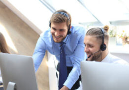 How to Monitor and Coach Contact Centre Agents – February 2022
